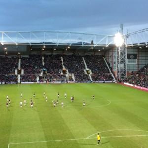 Hearts vs St. Johnstone