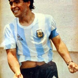 On This Day: The World Meets Maradona