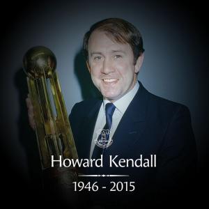 Howard Kendall: Mr Everton