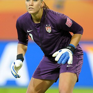 The Force of Hope Solo