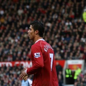 Celebrating Ronaldo's Time At Man United